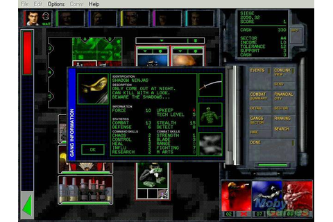 Download Chaos Overlords (Mac) - My Abandonware