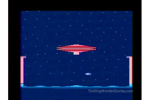 Cosmic Ark on the Atari 2600 - YouTube