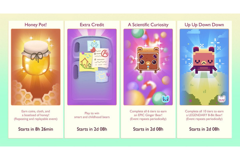 First Major Update For 'Alphabear 2' Adds Special Events ...