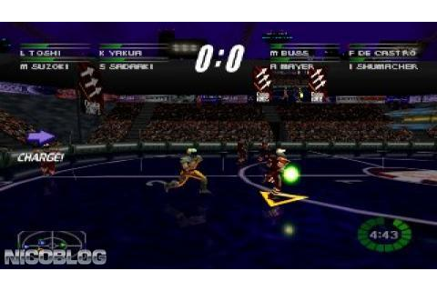 Professional Underground League of Pain (USA) PSX ISO ...