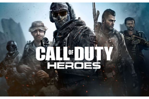 Call of Duty: Heroes Available Today on Mobile and Tablet