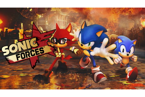 Sonic Forces PC Preview | GameWatcher