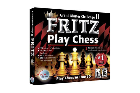 Fritz Chess 11 Jewel Case PC Game - Newegg.com