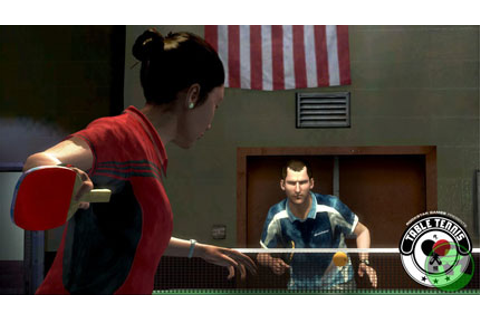 GameSpy: Rockstar Games Presents Table Tennis - Page 1