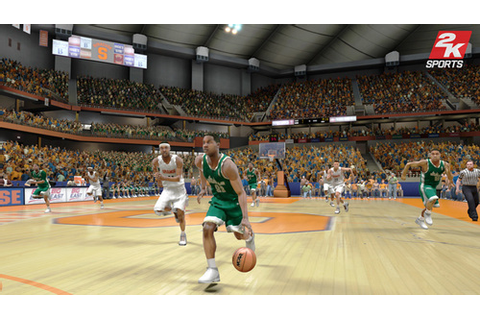 Blasteroids.com: Games: Screenshots: College Hoops 2K8 ...