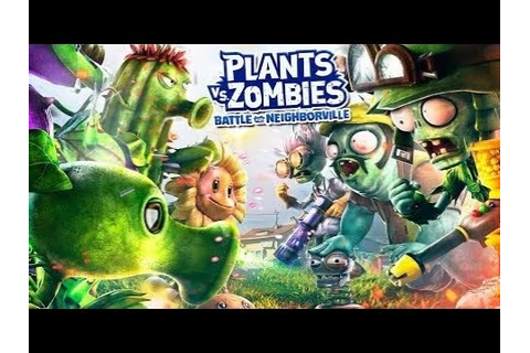 Plants vs Zombies Battle for Neighborville: The first ...