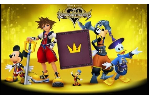 Best Kingdom Hearts Games, All 8 Ranked From Worst to Best