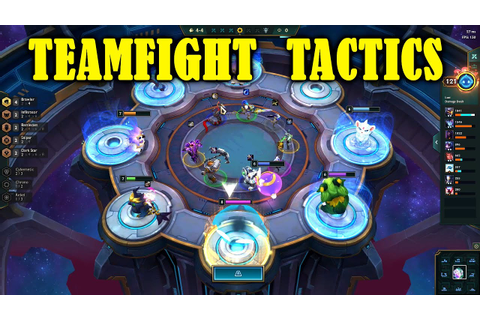 League of Legends: Teamfight Tactics - Game Mode ...