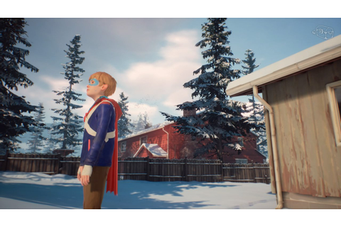 Review - The Awesome Adventures of Captain Spirit | Game Hype