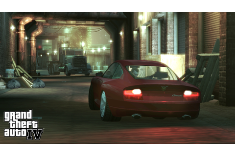 Just download it: Grand Theft Auto IV