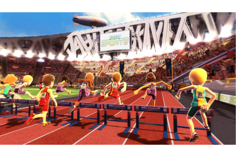 Race Real Olympians in Kinect Sports | WIRED