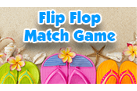 Flip Flop Match Game - PrimaryGames - Play Free Online Games