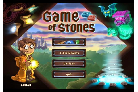 Welcome To My Blog: Game of Stones