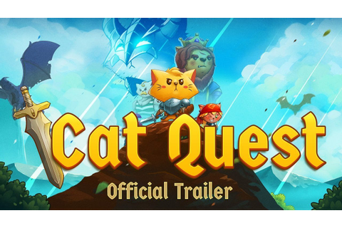 Cat Quest Launch Trailer Released | My Potato Games