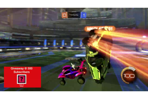 Ep 268 - Rocket League Gameplay Heatseeker Game 28 - YouTube