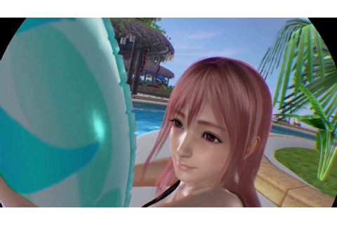 VR mode released for DEAD OR ALIVE Xtreme 3 Asian (English ...