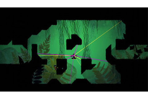 Knytt Underground Review for PS Vita (2012) - Defunct Games