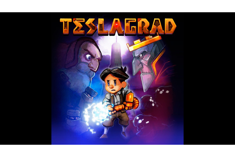 Teslagrad Game | PS3 - PlayStation