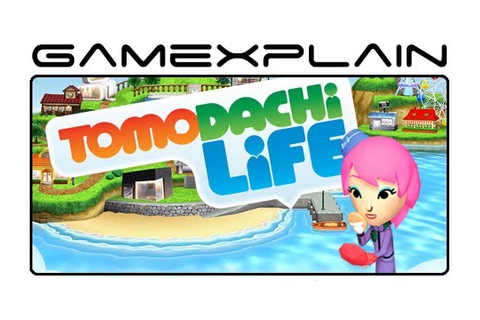 Tomodachi Life - Game & Watch (Video Preview) - YouTube