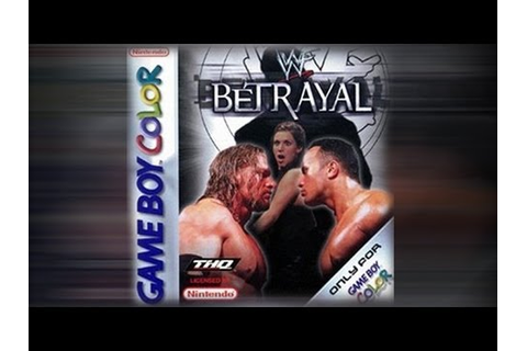 WWF Betrayal - GAMEBOY COLOR: Levels 1-5 (from livestream ...