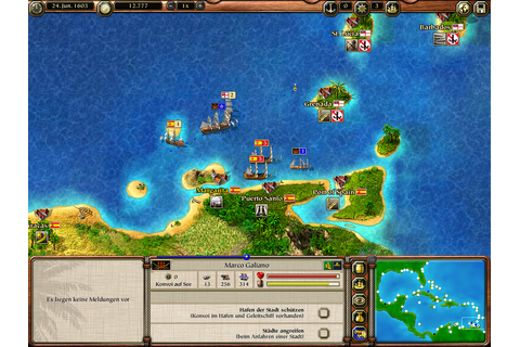 Port Royale 2: Test, Tipps, Videos, News, Release Termin ...