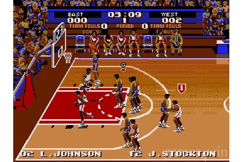 Tecmo Super NBA Basketball Download