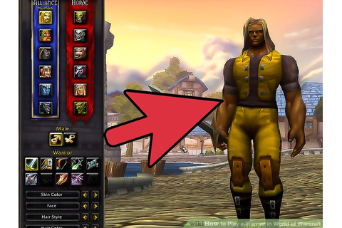 How to Play a Warrior in World of Warcraft: 6 Steps