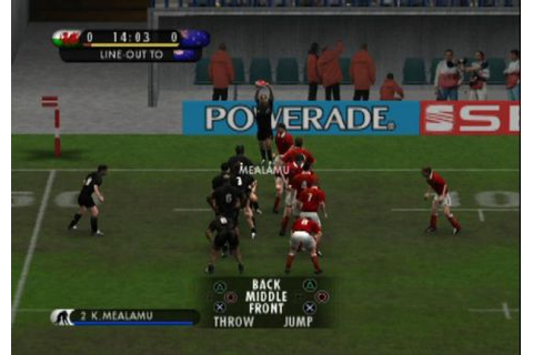 Rugby 08 review | GamesRadar+