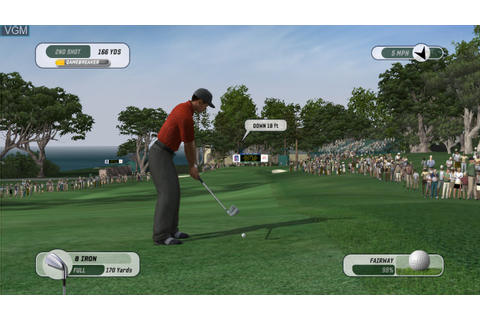Tiger Woods PGA Tour 06 for Microsoft Xbox 360 - The Video ...
