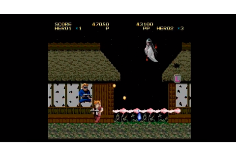 Review: Horror Story (PC Engine/Turbografx 1993) | Cousin ...
