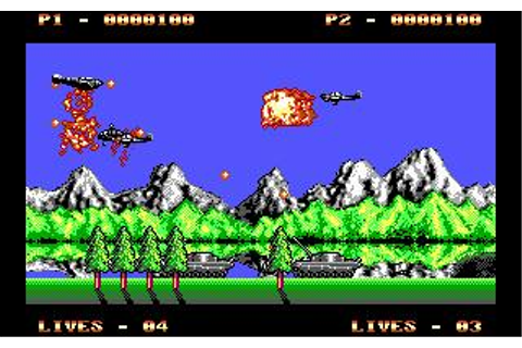 P47 Thunderbolt Download (1990 Arcade action Game)