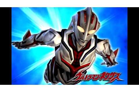 [Raidriar PS2] Ultraman Nexus Battle Mode - The Next - YouTube