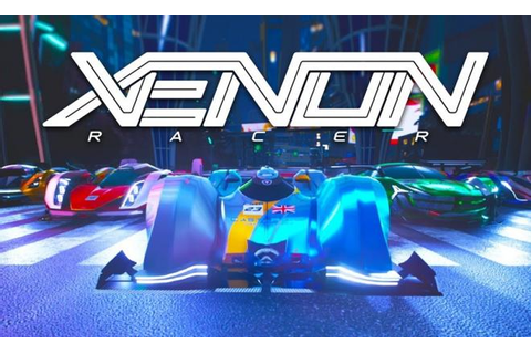 Xenon Racer Coming To Consoles And PC - Racing Game Central