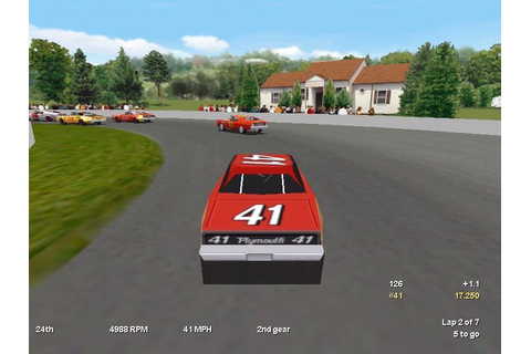 NASCAR Legends - PC Review and Full Download | Old PC Gaming