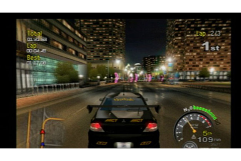 Street Racing Syndicate Game | PS2 - PlayStation