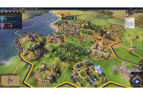 Civilization VI Preview: What We Think After a Week With ...