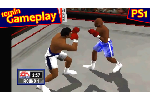 Knockout Kings ... (PS1) - YouTube