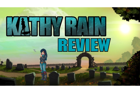 Kathy Rain [Game Review] - YouTube