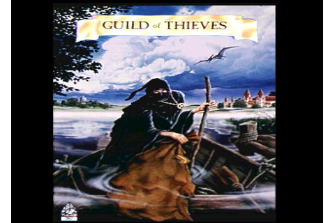 The Guild of Thieves (1987) by Magnetic Scrolls Amiga game