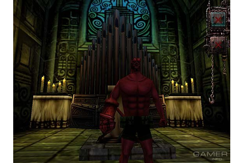 Hellboy: Dogs of the Night (2000 video game)