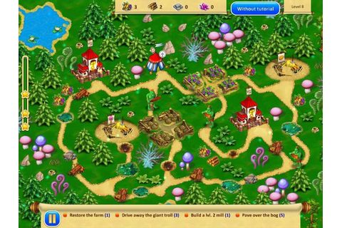Gnomes Garden 3 > iPad, iPhone, Android, Mac & PC Game ...