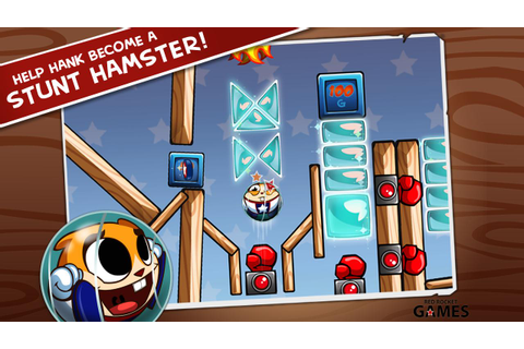 Hank Hazard: The Stunt Hamster (Android) reviews at ...