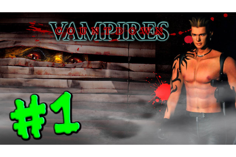 Countdown Vampires (PS1) walkthrough part 1 - YouTube