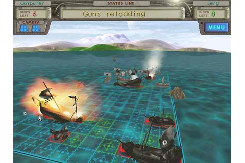 Top Games Wallpaper: Battleship Game