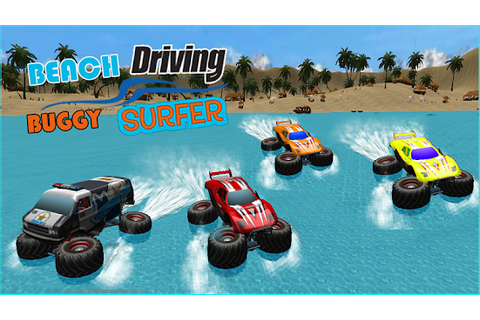 Beach Driving Buggy Surfer Sim - Apps on Google Play