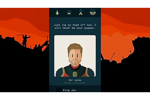 Reigns: Game of Thrones Trailer Reveals Launch Date ...