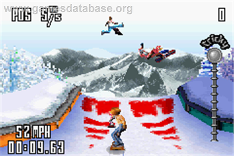 SSX Tricky - Nintendo Game Boy Advance - Games Database