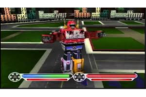 Power Rangers - Lightspeed Rescue (USA) ROM