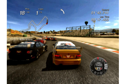 Superstars V8 Racing teszt | Game Channel