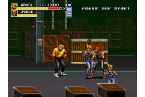 Download Streets of Rage 3 Full PC Game